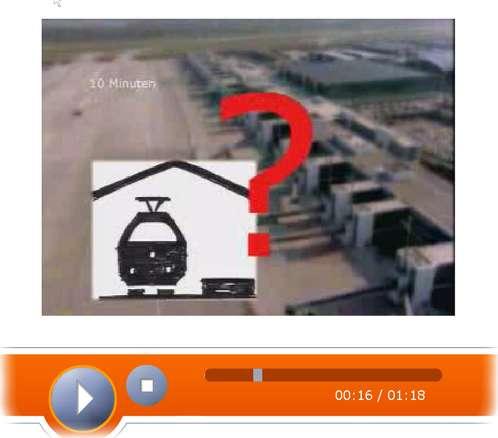 Edmund Stoibers 10 Minuten - bebildert von FAKT, Copyright: BR/MDR/Transrapid International GmbH & Co. KG