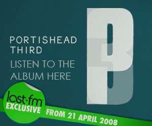 Portishead: Third (Last.fm exclusive)