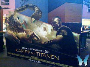 Kampf der Titanen 3D