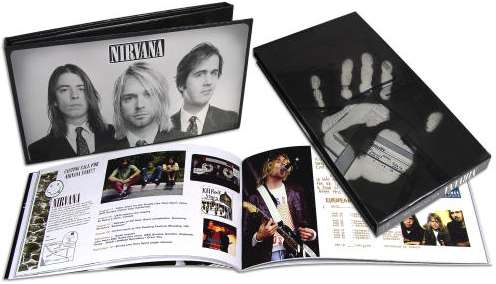 Super-Schnäppchen: Das Nirvana-Box-Set With The Lights Out