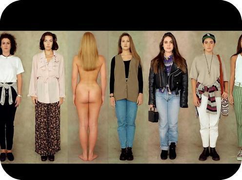 Frauen ausziehen und per Mausklick umdrehen