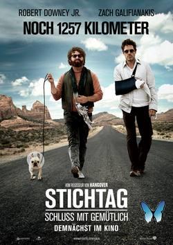 Stichtag-Filmplakat